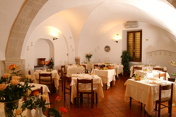 Restaurant Gino - Sulmona - typical plates of abruzzo